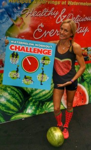 Watermelon Challenge - Idea World - thefitfork.com