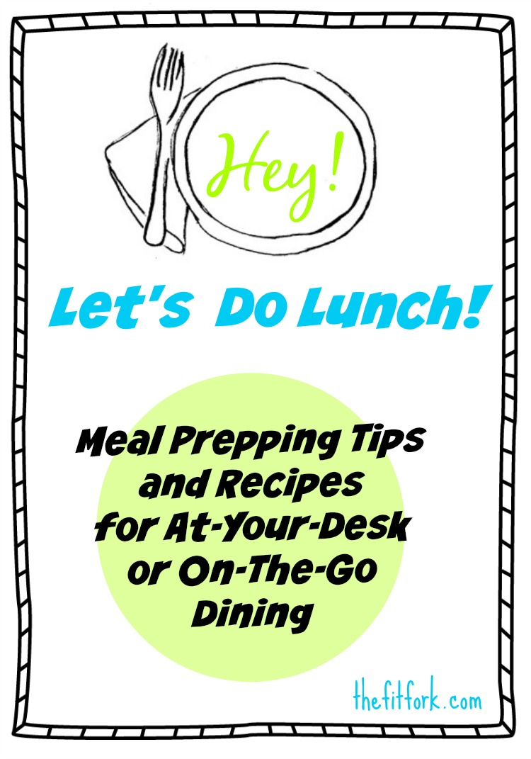 Meal Prepping Tips & Recipes for Lunch!