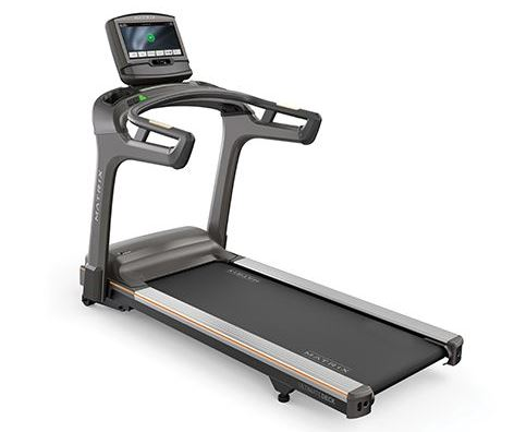 Matrix Treadmills are awesome for home use.