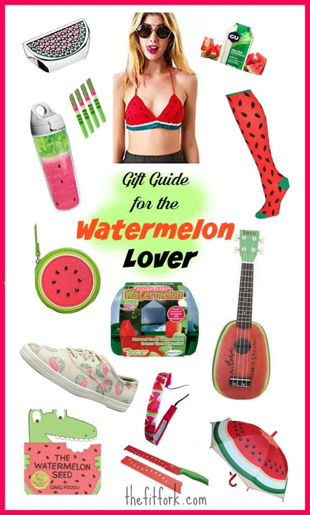Gift Guide for the Watermelon Lover