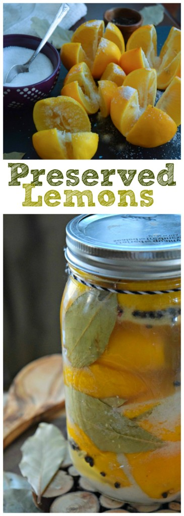Preserve a bounty of lemons and add zesty flavor to soups, seafood, salads, grains and other recipes. This easy DIY recipe for salt brined lemons is a great way to use up a bumper crop of citrus.