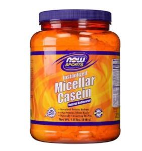 Micellar Casein Powder from Now Sports