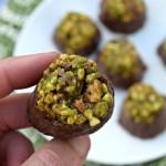 Chocolate Protein Baklava Bites