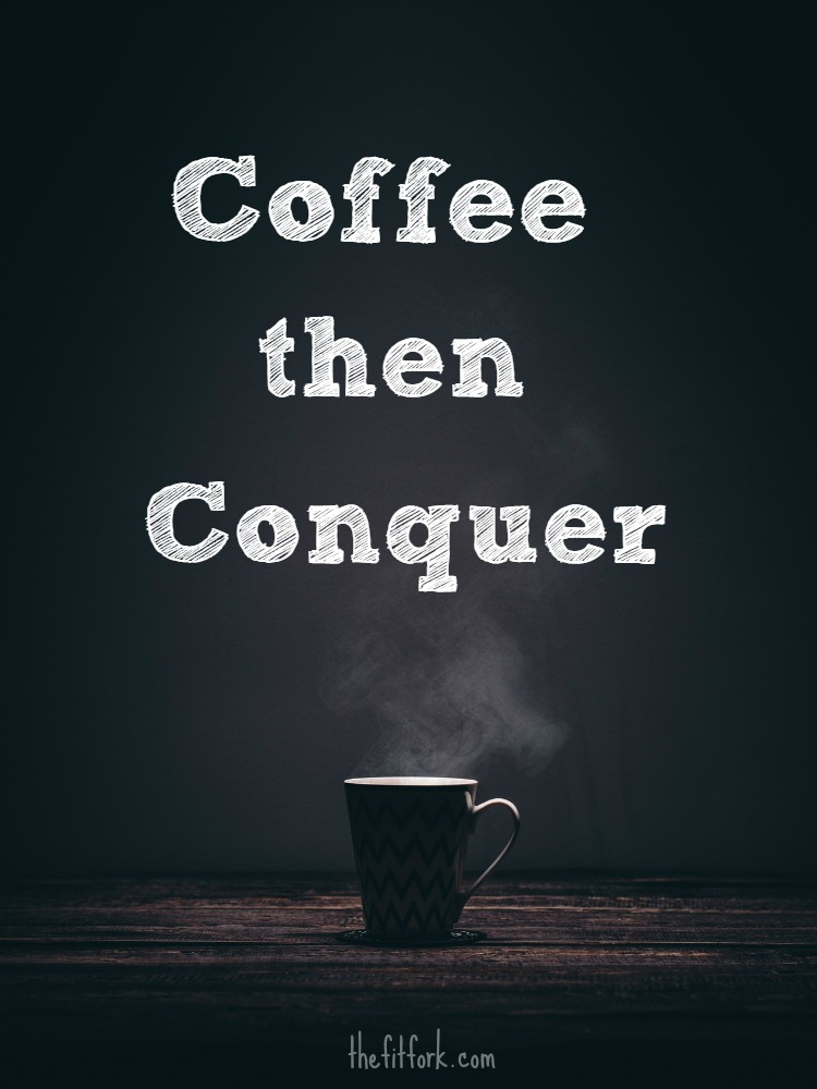 Coffee the Conquer