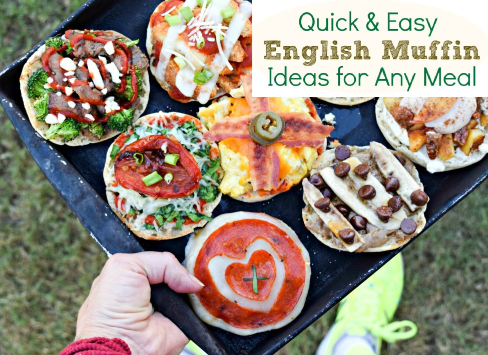 Quick & Easy English Muffin Ideas For Any Meal