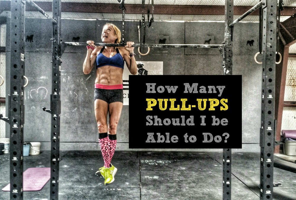 How Many Pull Ups Should I be Able to Do?