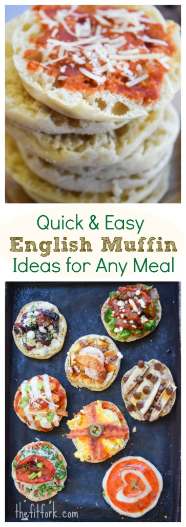 Quick & Easy English Muffin Ideas For Any Mea