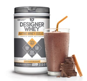 designer protein native whey