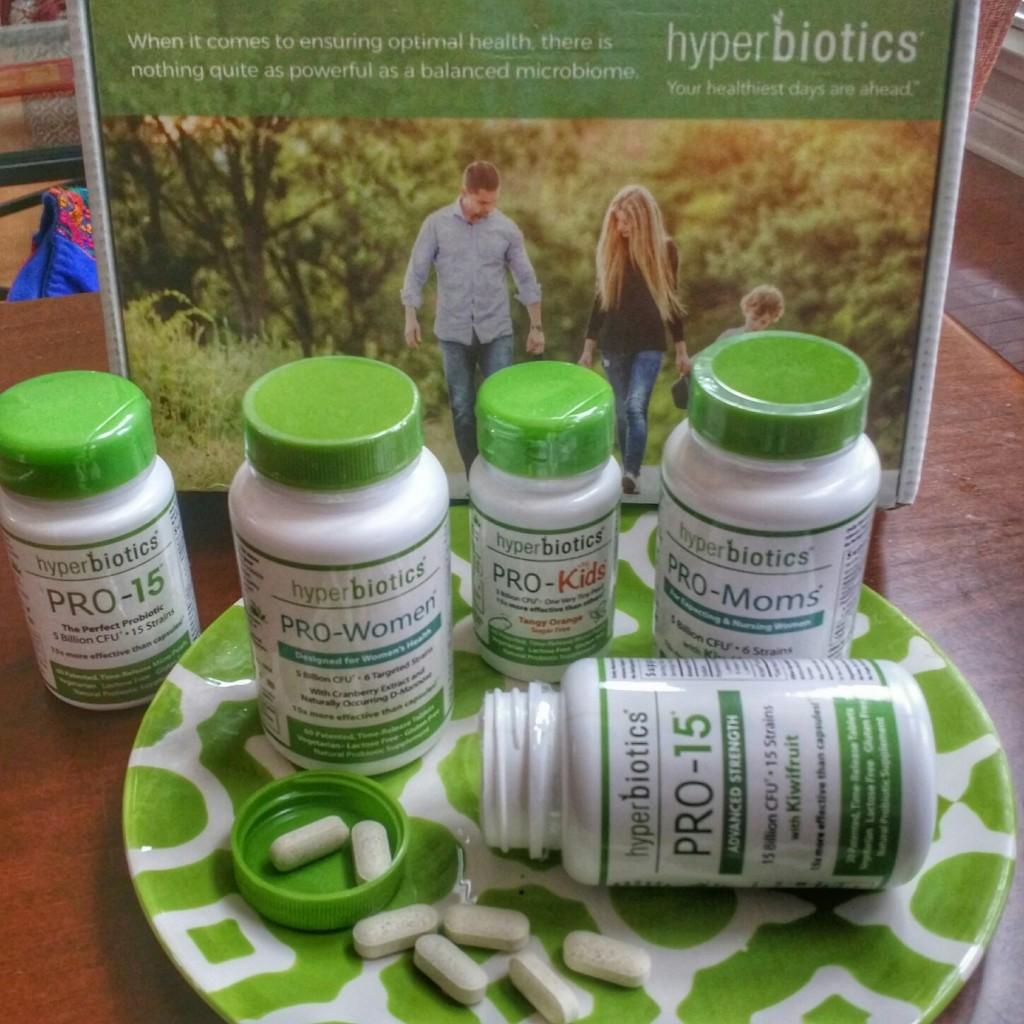 Hyperbiotics probiotics from Target