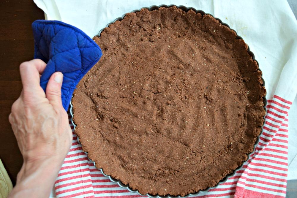Paleo Chocolate Pie and Tart Crust