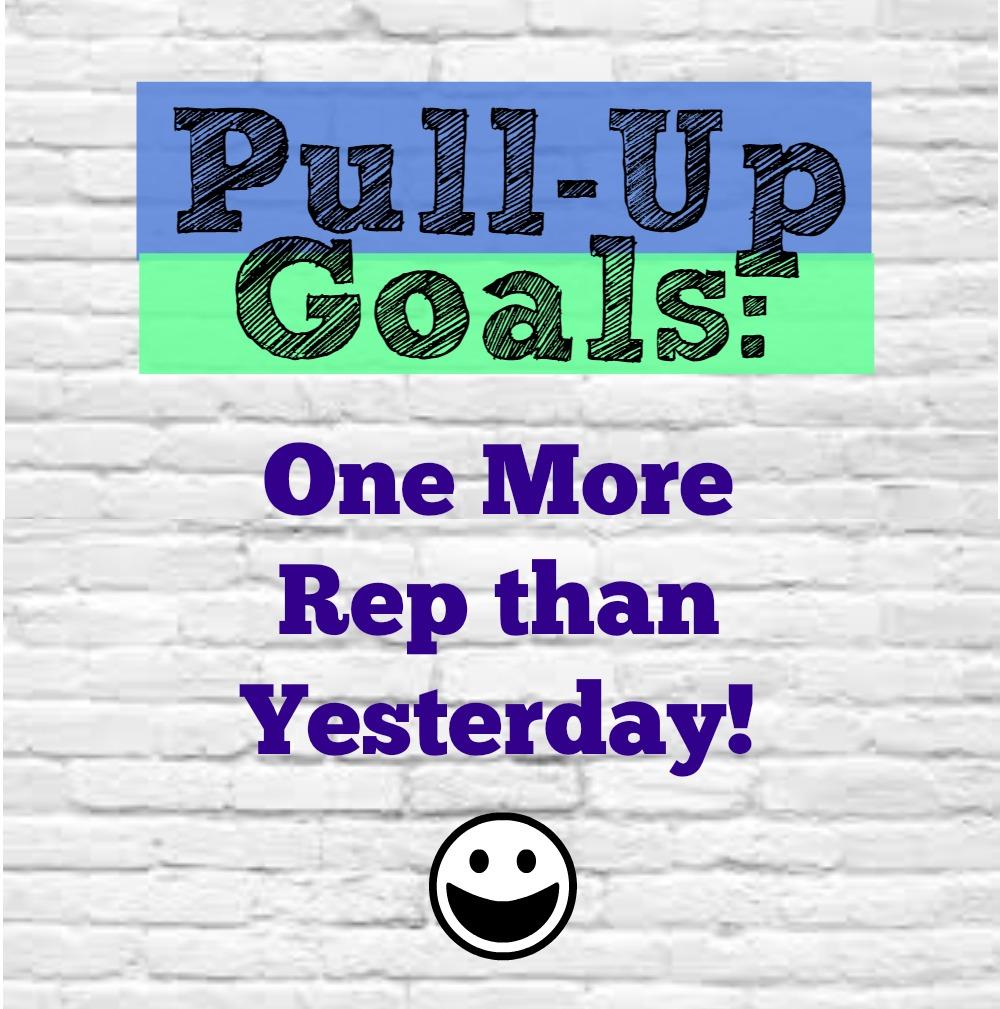 Pull Up Goals