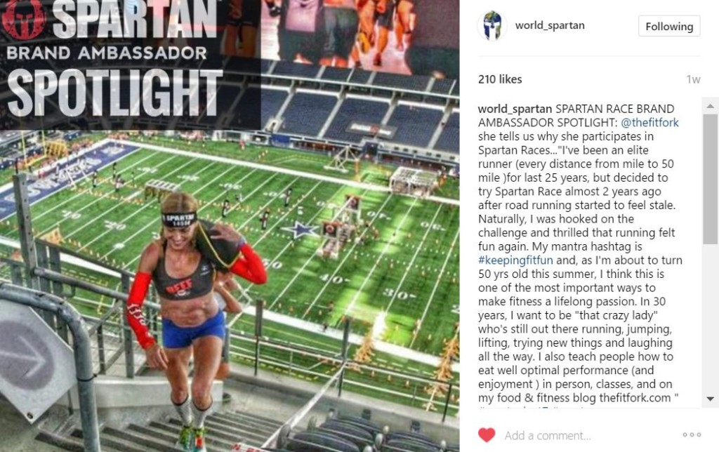 world spartan instagram