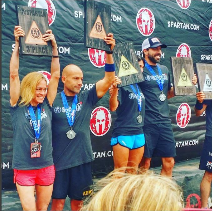 spartan race jennifer fisher