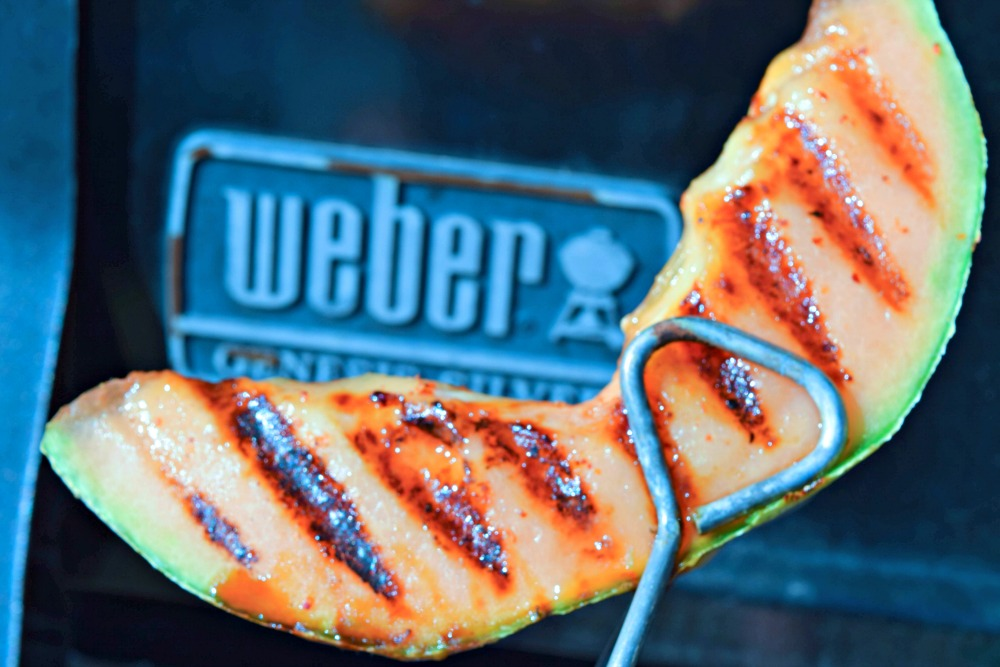 Grilled Cantaloupe Weber Grills