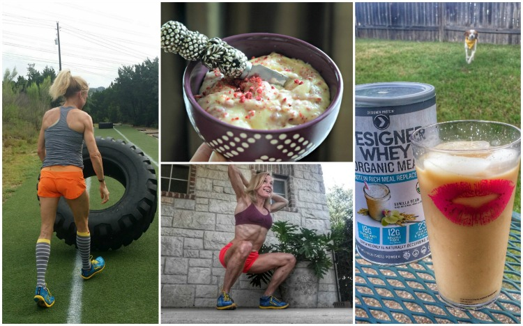 Athlete Inside Challenge with Zorn Fitness and Designer Protein - TheFitFork.com