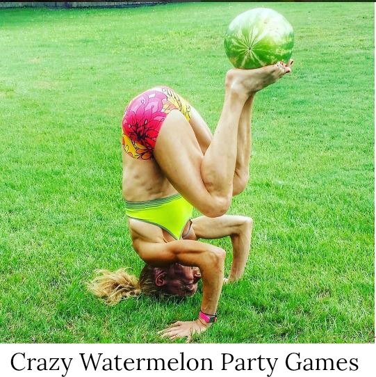 Crazy Watermelon Party Games