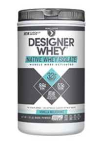Designer Protein Native Whey