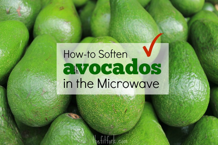 How to Soften Avocados in the Microwave