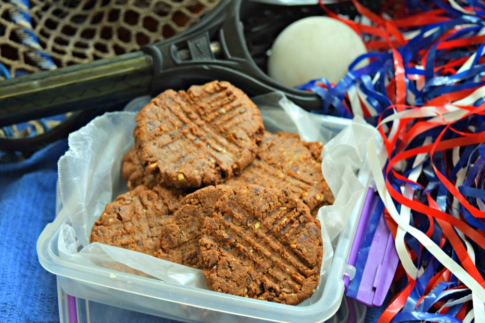Date Chocolate Protein Cookies
