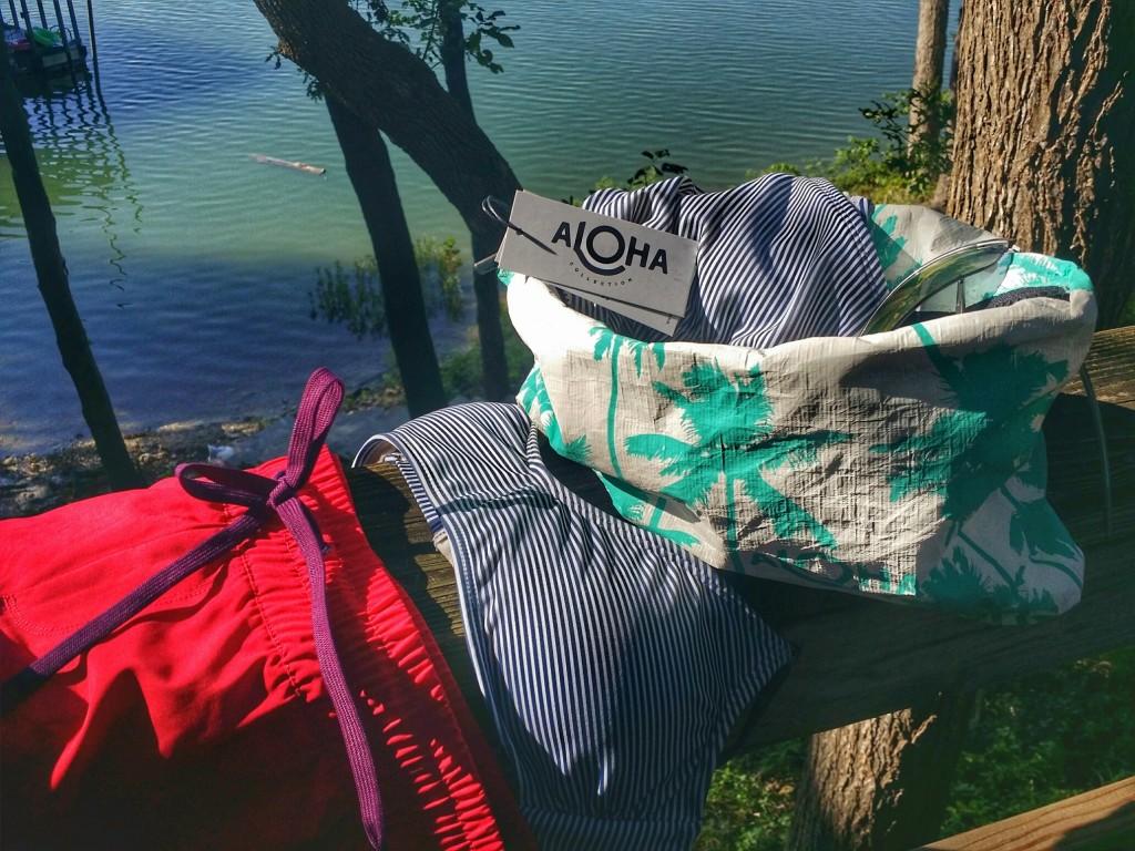popsugar aloha bag lake moss