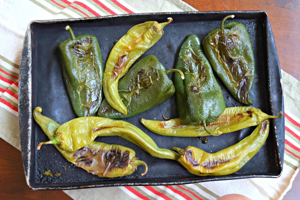 96 Hatch_and_Poblano_Peppers_roasted