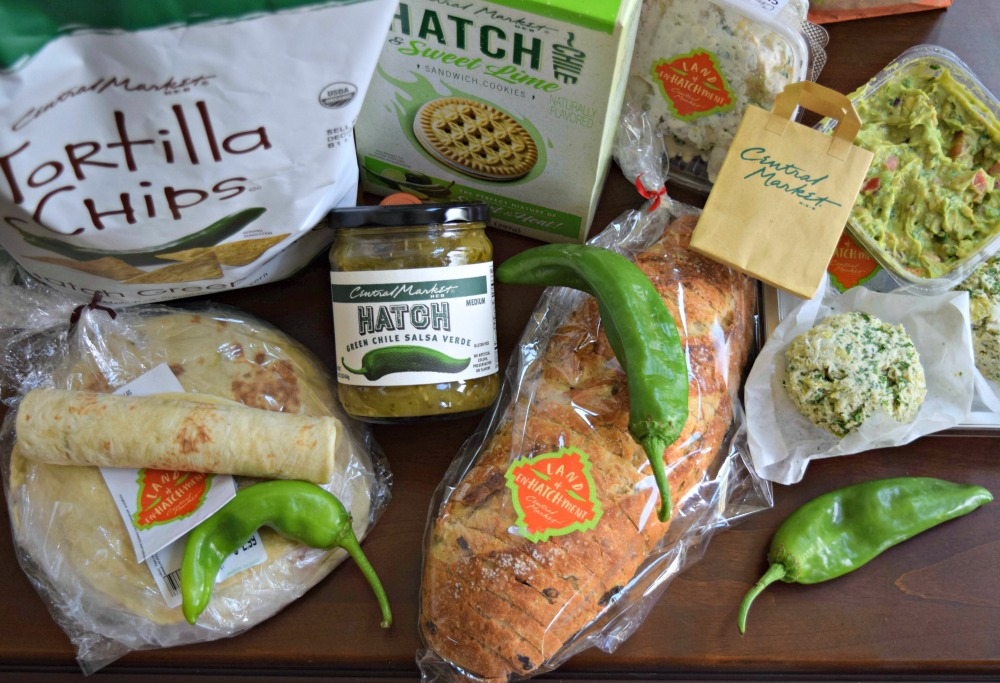 Central Market Hatch Green Chile Products