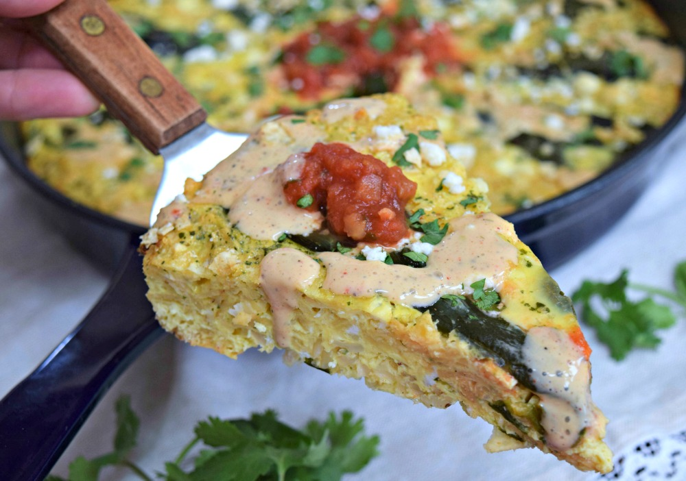 Hatch Chile Breakfast Bake
