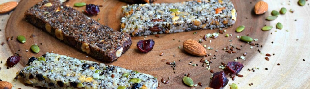 Superfood Bars Nature's Path out of package
