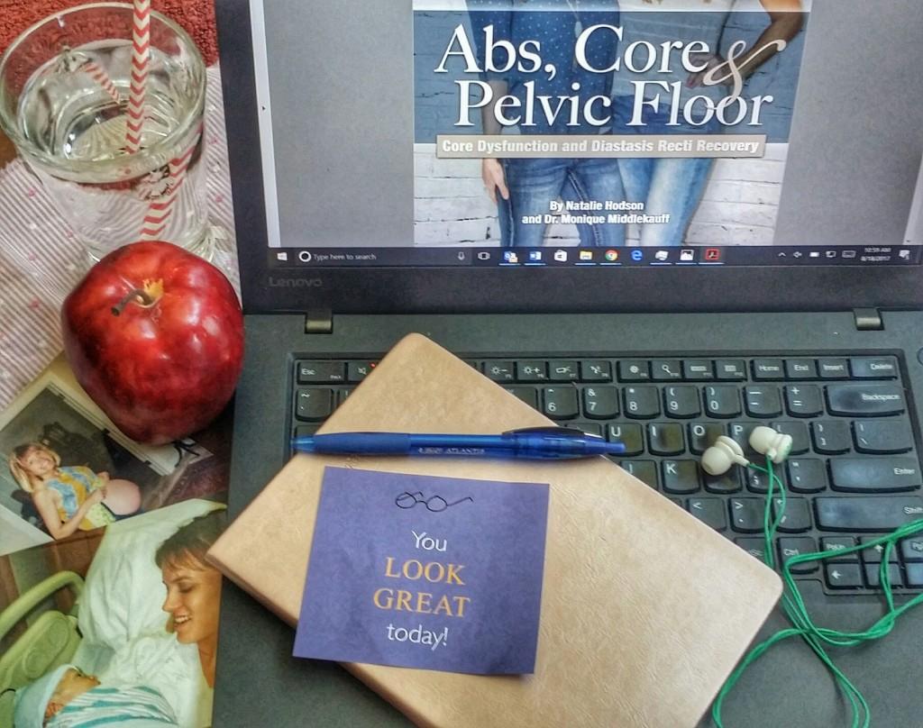 Abs Core Pelvic Floor thefitfork.com