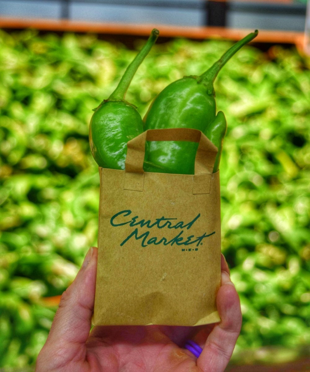 Hatch Chile Festival at Central Market