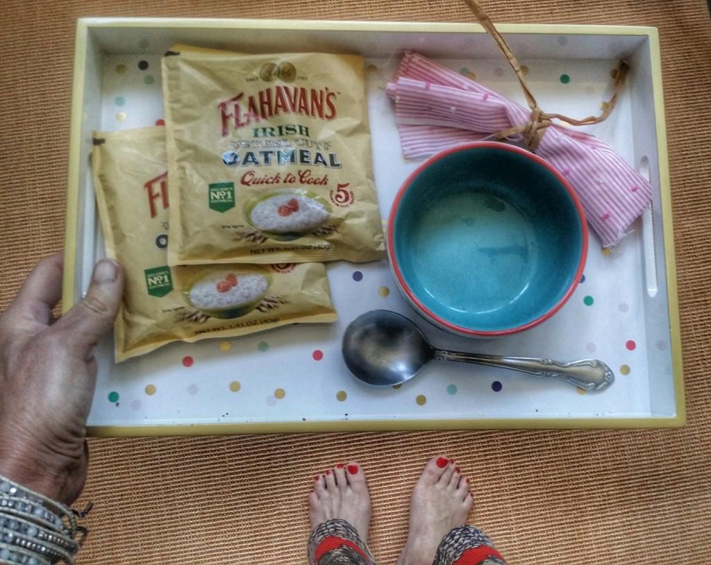 Flahans Irish Oatmeal - thefitfork.com