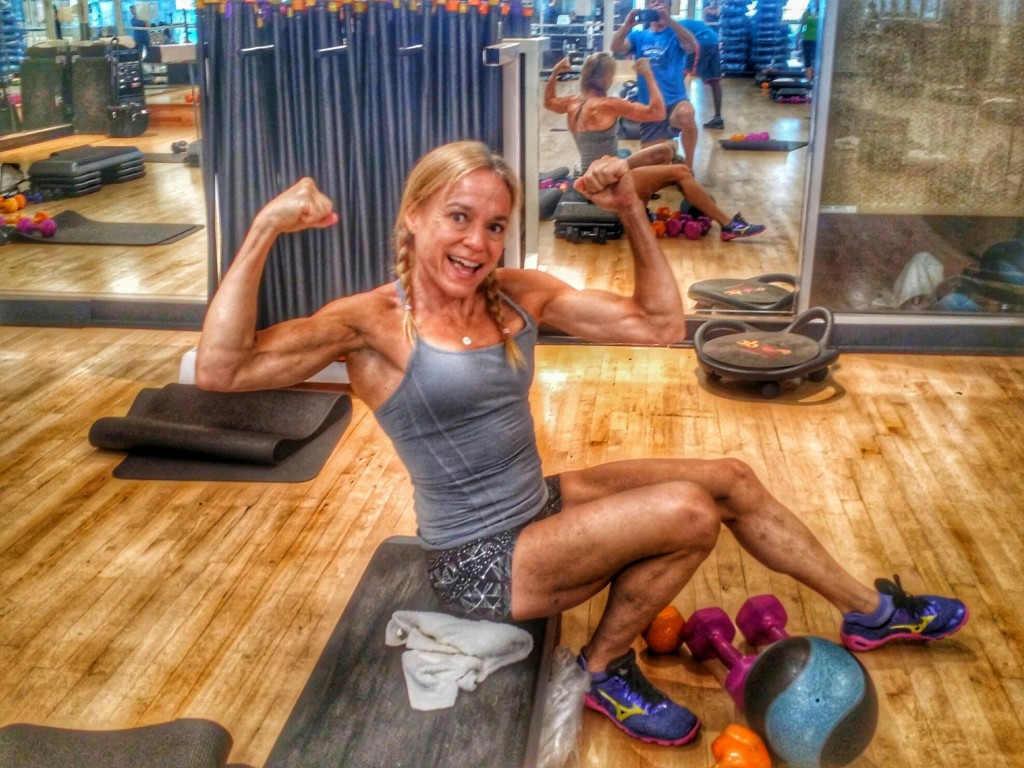 Life Time Fitness Jennifer Fisher thefitfork.com