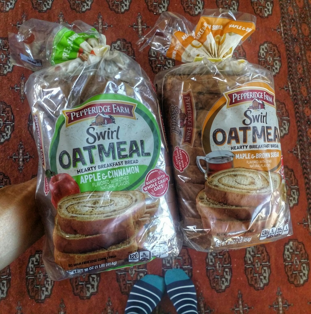 pepperidge farms breakfast bread