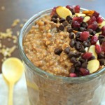 Chocolate Peanut Butter Protein Power Oats