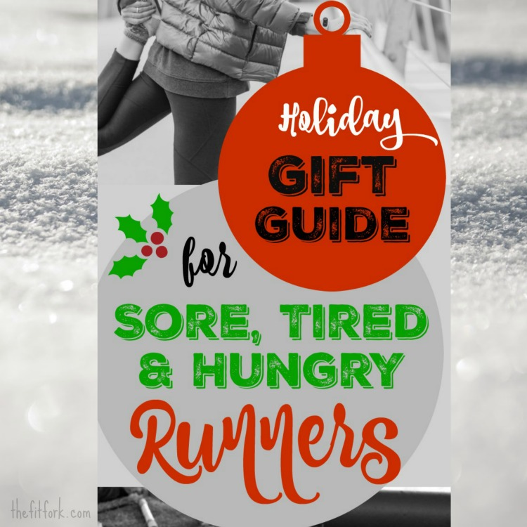 2017 Holiday Gift Guide for Sore, Tired and Hungry Runners