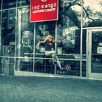 Fall for Holiday Smoothies at Red Mango
