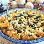 Pull Apart Bacon Blue Cheese Bread appetizer