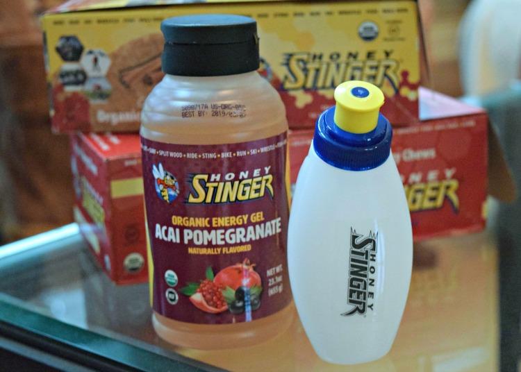 Honey Stinger Gel Giveaway