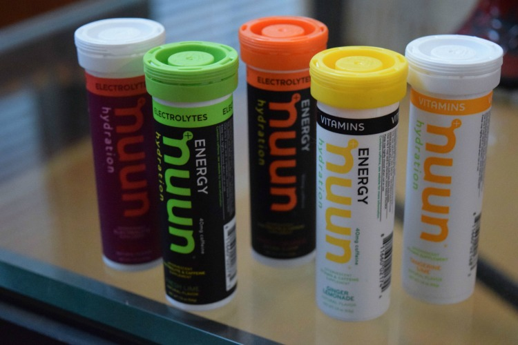 Nuun Hydration Giveaway