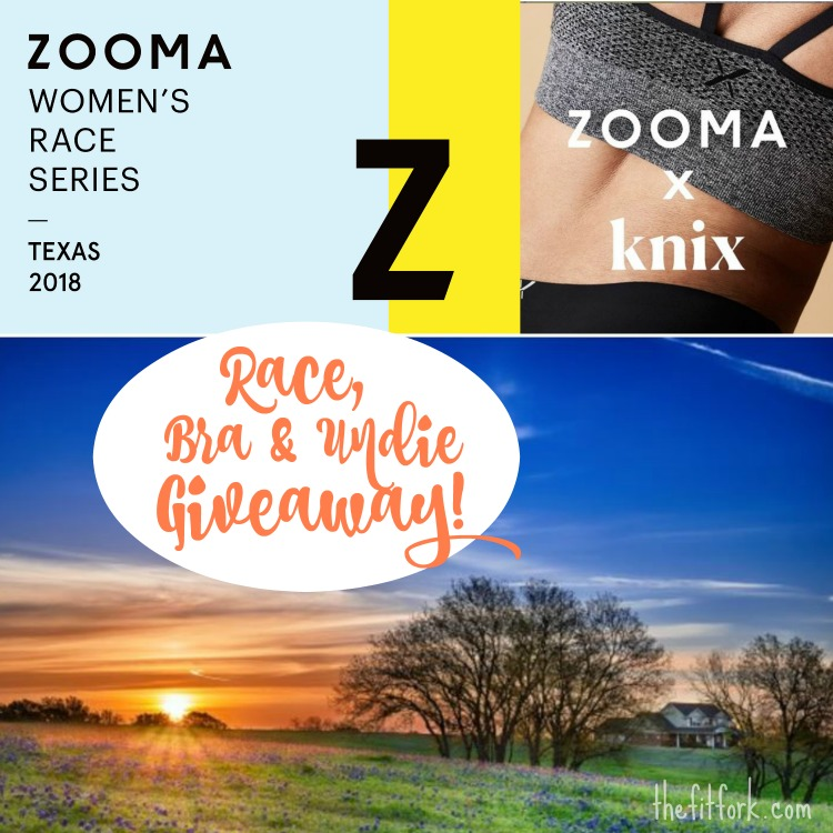 Zooma Texas & Knix Wear Giveaway