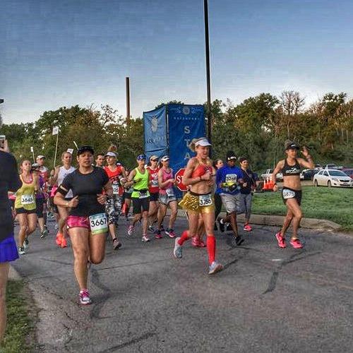 Run Zooma Texas Start
