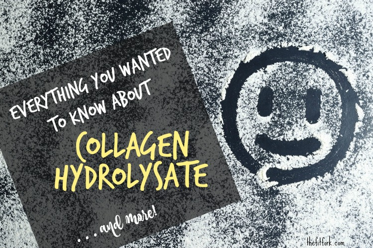 Everything You Wanted to Know About Collagen Hydrolysate and more