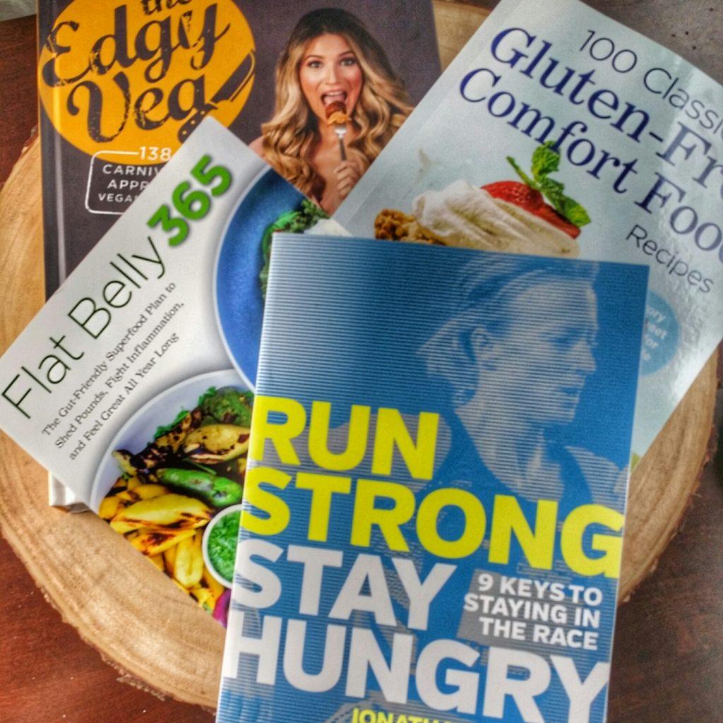 health fitness and cookbooks read feb 2018